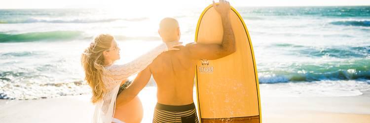 Ensaio Gestante na Praia - fotógrafo de gestante - fotos subaquáticas - Fotógrafo Bruno Messina