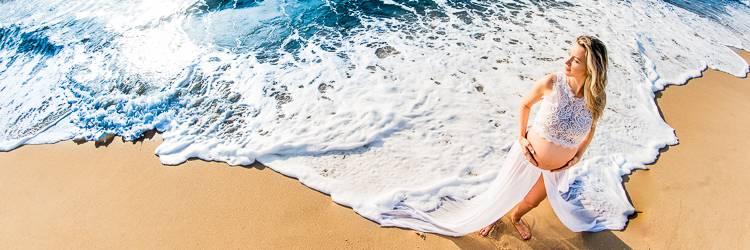 Fotos de Gravida no Nascer do Sol - Ensaio Gestante no Nascer do Sol - fotos de gestante - book de gravida - Fotógrafo de grávida em Floripa
