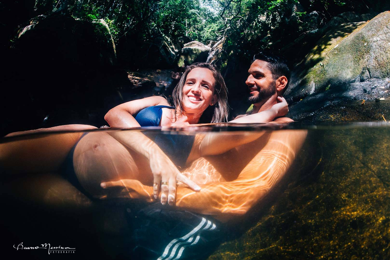 Fotos de Gestante no Nascer do Sol - ensaio fotografico gestante Florianópolis - fotos subaquaticas gestante - fotos subaquática - Fotógrafo gestante Florianópolis