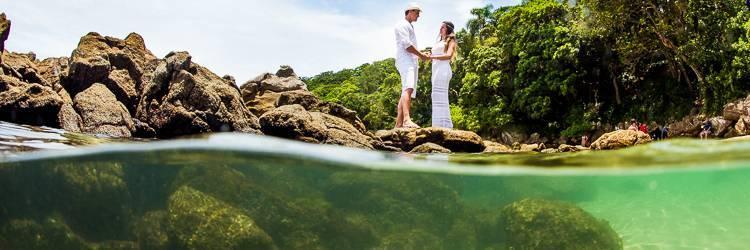 Ensaio Pré-Casamento em Balneário Camboriú