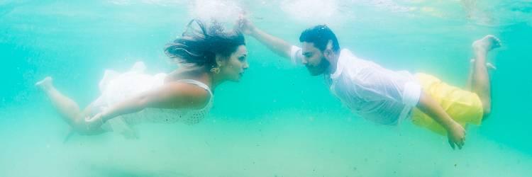 Prewedding Ilha do Campeche
