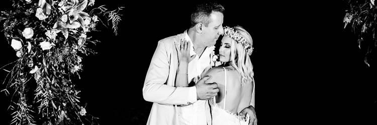 fotografia de Casamento em Bombinhas Carol e Neto Casar de frente para o mar feito pelo Fotógrafo Casamento em Bombinhas Bruno Messina