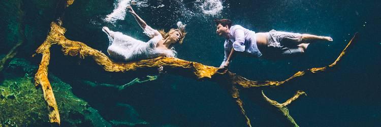 ensaio pós-casamento Punta Cana, fotos subaquáticas Punta Cana, Reserva Ecologica Ojo Indigena, fotos subaquaticas Ojo Indigena, casar em Punta Cana, underwater photo Punta Cana